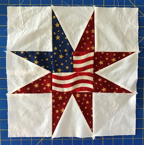Patriotic Quilt Blocks by Patriotic Quilt Block Roth Quilter