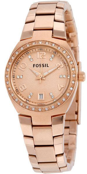 Fossil Colleague Three Am4183 fossil colleague for casual stainless steel band