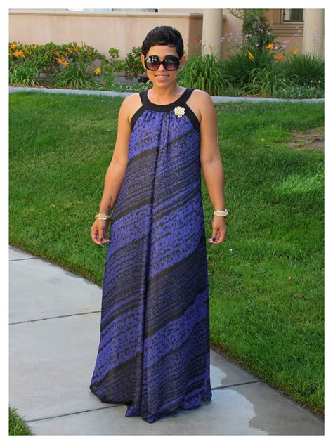 pattern simple maxi dress most comfortable diy maxi dress pattern review nl 6207