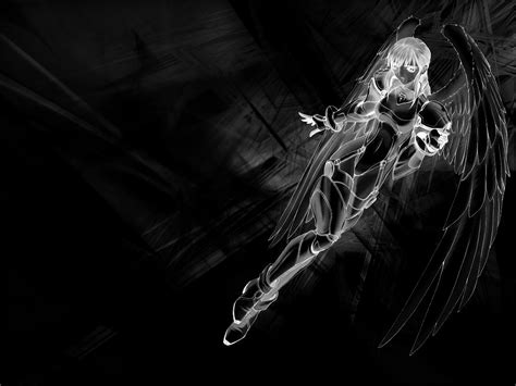 wallpaper black death kinds of wallpapers anime angel of death wallpaper