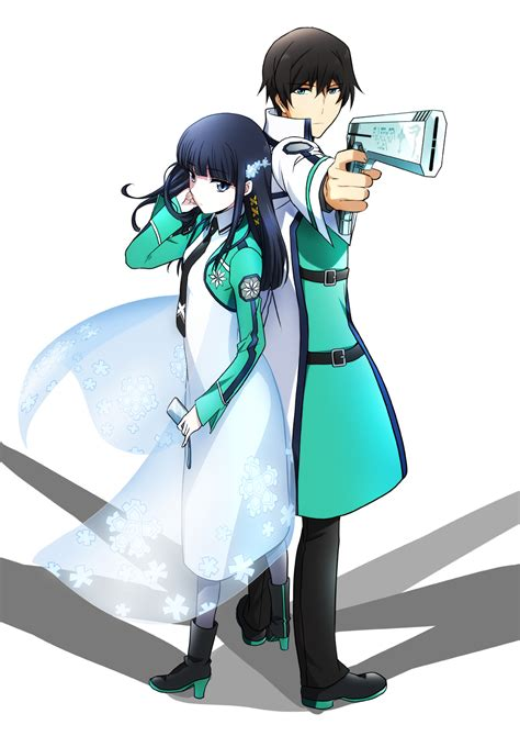 the irregular at magic high school here are the debut screenshots for the irregular at magic