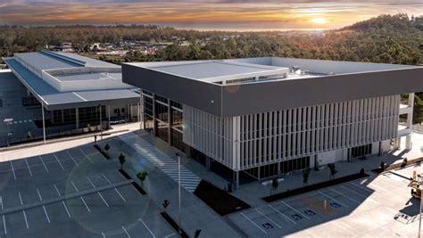 volvo group australia opens  doors    headquarters  brisbane dealership volvo buses