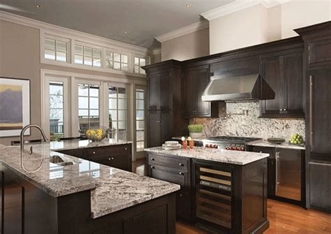 kitchen colors with wood cabinets 37 high end dark wood kitchens photos designing idea