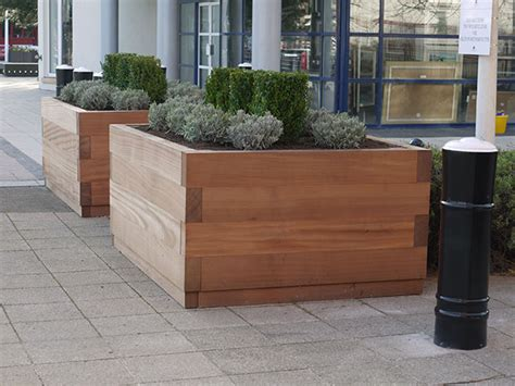 Pas 68 Planters by Gunwharf Quays Achieves Security By Design
