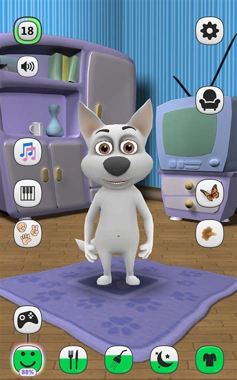 talking puppy my talking pet android apps on play