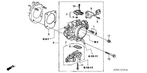 2002 honda odyssey parts diagram 2002 honda odyssey ex when radiator fan kicks on idle