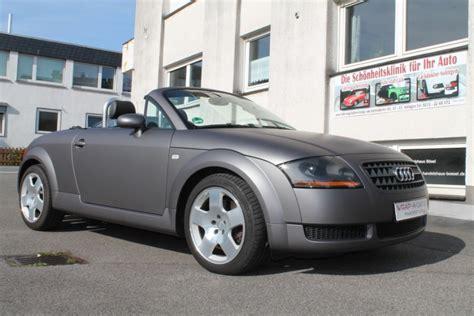 Audi Tt Finanzierung by Audi Tt Frontfolierung