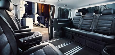 volkswagen van 2015 interior all new volkswagen transporter t6 unveiled premium