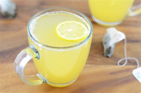 Green Tea Lemon Juice Detox by Green Tea Lemonade Warm