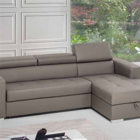 gm divani divano gm mobili divano 3 posti letto con chaise longue