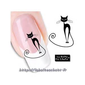 d 233 cors ongles chat noir la boite 224 chats
