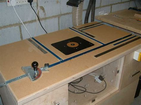 Diy Router Table Top by Diy Routing Table Router Table