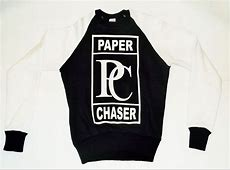 Patrick Kevin Paper Chaser Sweatshirt | Patrick Kevin ... B-paper