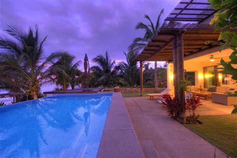 Sunset Patio by Casa Puesta Sol Mexico Rental Property