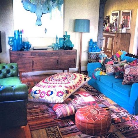 Floor And Decor Henderson by 46 Bohemian Chic Living Rooms For Inspired Living