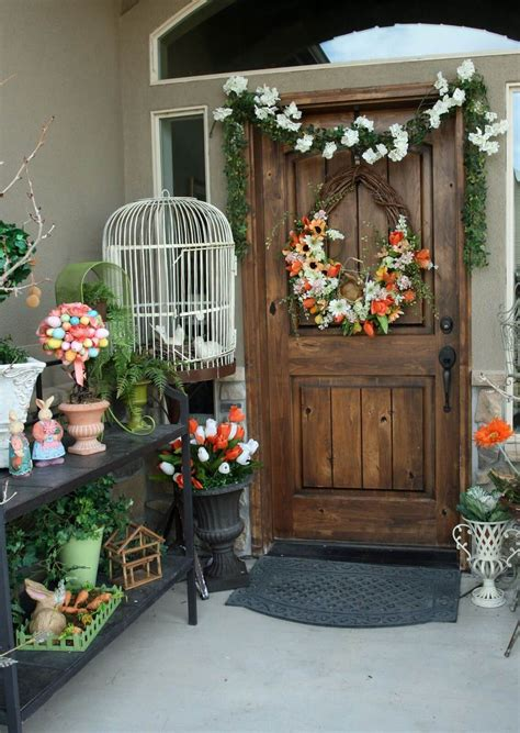 Ideas Design For Canisters Sets 23 Best Easter Porch Decor Ideas And Designs For 2017