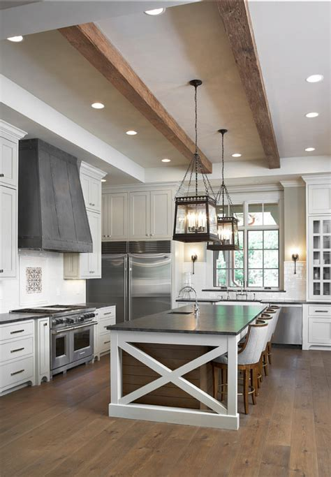lake house kitchen ideas lake house with transitional interiors home bunch
