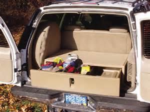 cargo caddy for truck and suv suv organizer