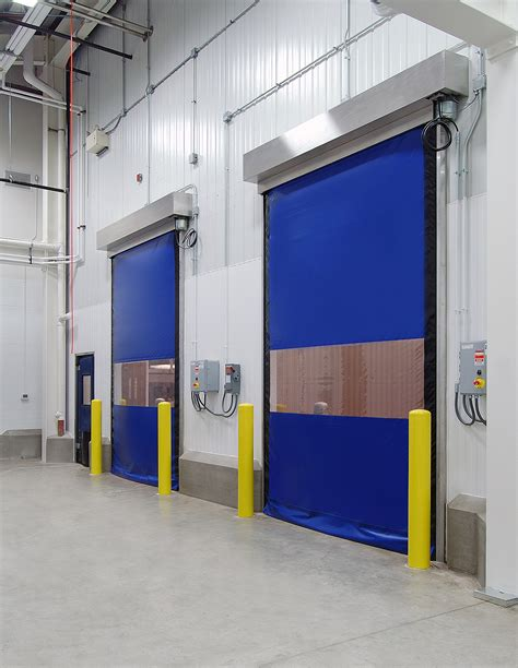 High Speed Overhead Doors Speed 2 Brunel Doors Ltd