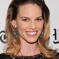 Hilary Swank The Office by Hilary Swank Develops Fashion Show For Cw Vulture