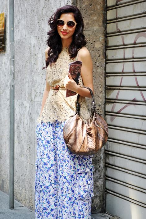 the top 10 best blogs on italian fashion brands print fashion italian flair street style from pitti blog