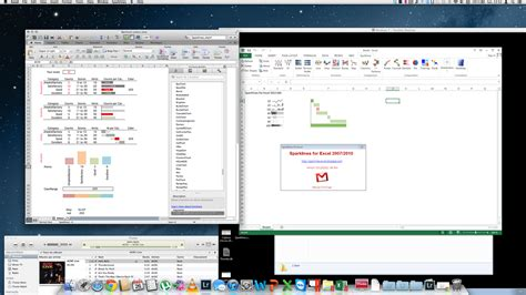 Office For Mac 2013 by Sparklines For Excel 174 Sfe For Office 2011 Mac And Office