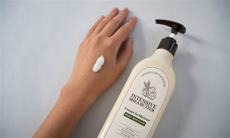 Skinfood Intensive Rice Moisture Shea Butter Wash the skinfood intensive shea butter in shower eliminates the need for lotion