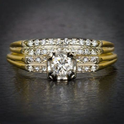 44 best vintage engagement wedding rings images on