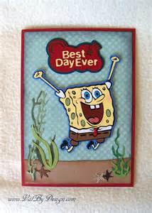 pin spongebob birthday cards printable cre loaded 6 utmos atmos on
