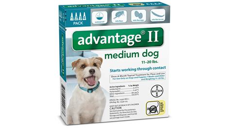advantage for puppies advantage ii for dogs dosage fleascience