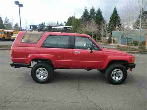 1985 Toyota Front Axle Purchase Used 1985 Toyota 4runner 4x4 Axle 5