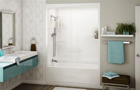allia tsr6032 alcove or tub showers bathtub maax