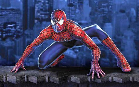 film animasi spiderman gambar kartun spiderman