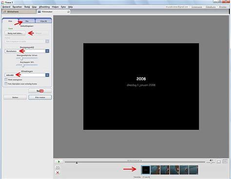 film gratis nederlands filmpjes maken van foto s met gratis picasa video maker