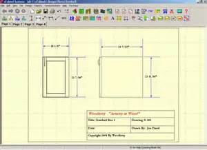 Simple Blueprint Software Simple Cabinet Drawing Software Submited Images