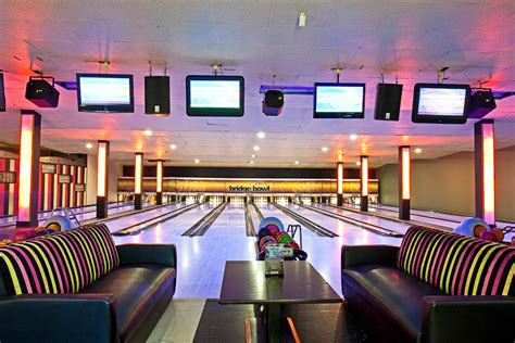 sheepbridge bowling alley architecture interior design