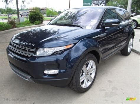 range rover evoque blue baltic blue metallic 2012 land rover range rover evoque