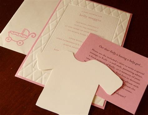 Paper Source Baby Shower Invitations by Make Your Own Invitations