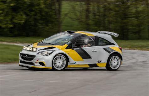 Rallye Auto R5 by Rallye L Opel Corsa R5 D 233 Voil 233 E Au Rallye Du Portugal