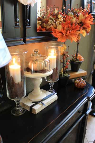 12 creative home decor ideas using fall leaves and