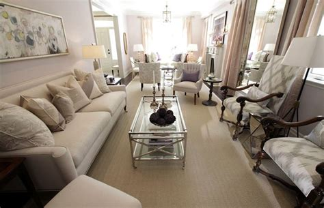 decorating a long living room how to decorate lilac paint color transitional living room para