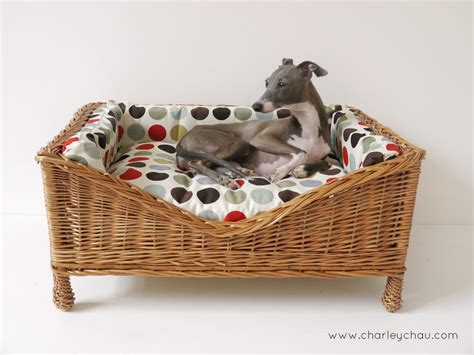 wicker dog bed the charley chau blog tagged quot wicker rattan dog beds quot