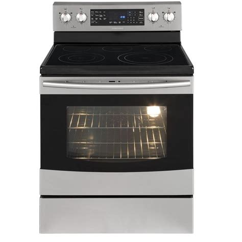 samsung flex duo 5 9 cu ft electric range with self cleaning dual convection oven in stainless