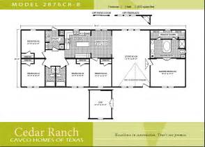 cavco homes double wides manufactured homes modular sierra iii tl40644b manufactured home floor plan or