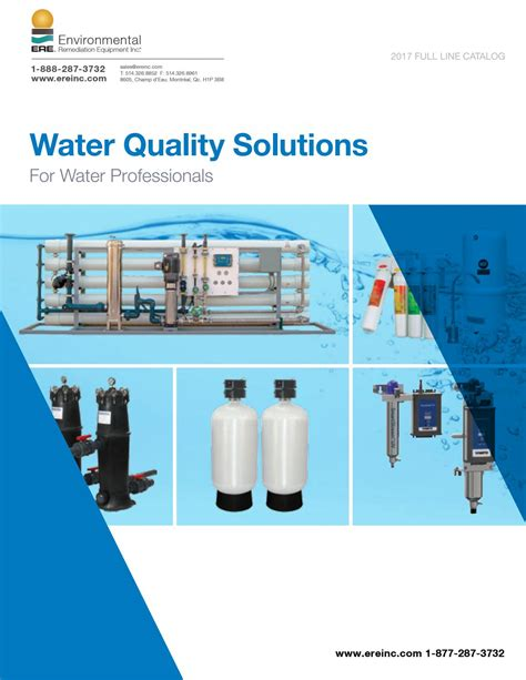 Flek Solution By Maymay Store water quality solutions 2017 by ere inc issuu