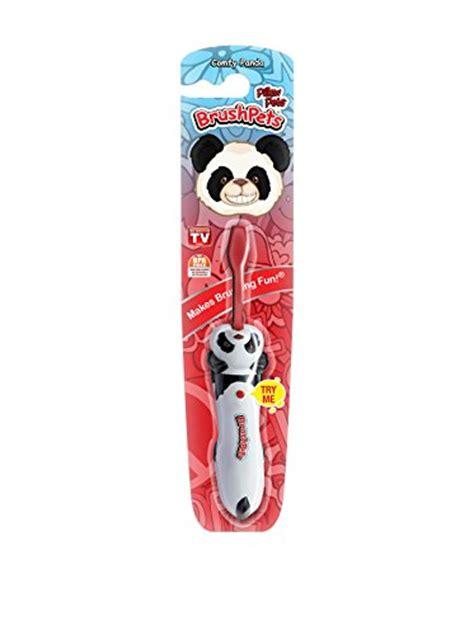 pillow pet brushpets panda animals supplies supplies