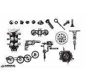 Nuts &amp Bolts Hardware Vector Pack