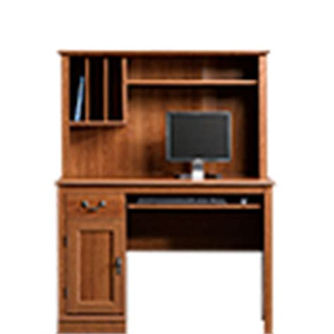 sauder camden county computer desk with hutch country style office furniture cherry office furniture