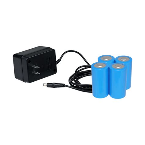 Battery L Kit by Pro Nimh Rechargeable Laser Battery Kit For L4 7 And
