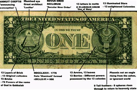 illuminati pyramid meaning 10 secret facts about the dollar bill page 8 daily